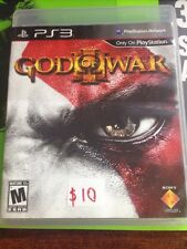 PS3 God of War With The Book