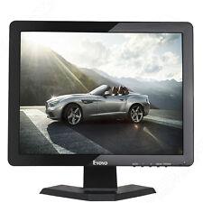 "Eyoyo 15""Zoll Breitbild 1080P 1024x768 TFT LCD Überwachungskamera HDMI HD Q1Q2"