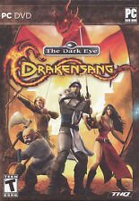 DRAKENSANG The Dark Eye Draken Sang RPG PC Game NEW BOX