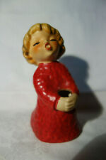 Goebel Engel mit Kerzenhalter  11cm, 1970er Jahre 1. Wahl
