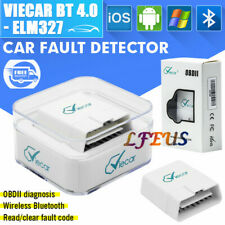 Viecar 4.0 Bluetooth v4.0 OBD2 Car Diagnostics Scanner For Apple/Android carista