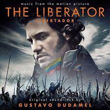 The Liberator Soundtrack CD Sealed New 2014 Gustavo Dudamel