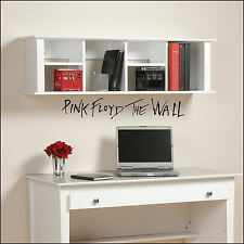 Large Pink Floyd The Wall Horizontal Sticker Above Window Mural Decal Transfer