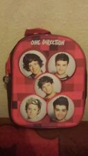 One Direction Back Pack New Bnwt