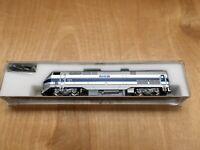 N Scale Kato GE P42 Genesis Amtrak Locomotive #121 New In Box