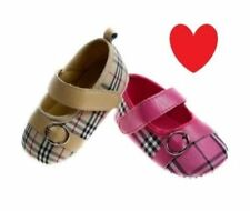 Sandales en cuir synthétique pour bébé