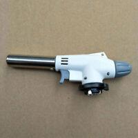Camping Welding Flame Gun Gas Torch Lighter Heating Ignition Butane Burner DIU