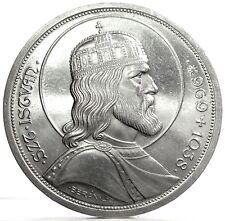 HUNGARY (Saint STEPHAN) 5 PENGO 1938
