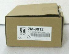 TOA ZM-9012 Assignable Volume Controller [CTOKC]
