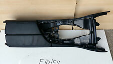 BMW 5 SERIES F10 F11 LEATHER CENTRE CONSOLE ARMREST AND PHONE HOLDER