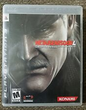 Metal Gear Solid 4: Guns of the Patriots (Sony PlayStation 3, 2008)