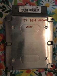 1997 Mazda 626 Engine Control Module ECU OEM P/N:  F72F-12A650-GA