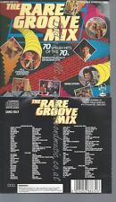 CD--THE RARE GROOVE MIX--70 SMASH HITS OF THE 70s