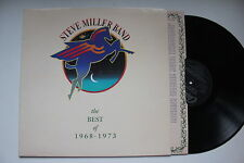 Steve Miller Band / The Best Of ...1968-1973 / 1990 Original UK LP / EX++