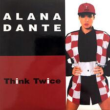 Alana Dante CD Single Think Twice (EX+/EX+)
