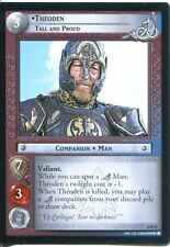 Lord Of The Rings CCG Card SoG 8.R92 Theoden, Tall And Proud