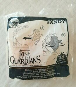 McDonalds Happy Meal Toy Rise of the Guardians Sandy BNIB