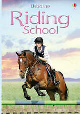 """VERY GOOD"" Riding School Collection (Usborne Riding School), Various, Book"