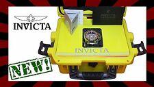 New Invicta 52mm SUBAQUA SEADRAGON SWISS MADE Chronograph 21639 waterproof box