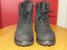 Timberland Suede Black Boots for Men for sale | eBay