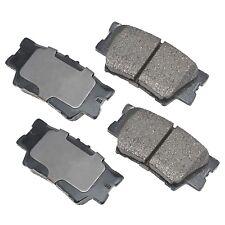 For Toyota Camry Avalon RAV4 Matrix Lexus Rear Disc Brake Pads Akebono ProACT