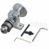 Woodworking Micro Rotary Tool Lathe Thimble Beads Machine 13x6x5.15cm