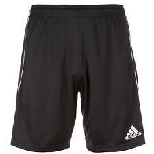 adidas Core 18 Training Hose - Schwarz/Weiß, L