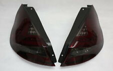Bar LED Set luci posteriori Ford Fiesta VI mk7 dal 08-FRECCE LED ROSSO Black Smoke