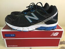 NEW BALANCE 670 V1 - Black Running Course Shoes in Box, Mens Sz 8 4E Extra Wide