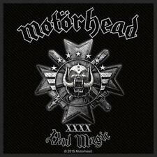 "MOTÖRHEAD AUFNÄHER / PATCH # 43 ""BAD MAGIC"""