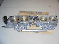 Yamaha Mikuni Carburator OEM 2 - 2 BARREL CARB TOP WITH CHOKE BUTTERFLY ON RAIL