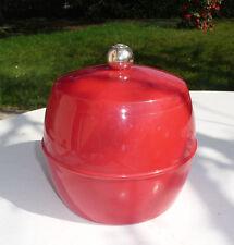 BAC à Glaçons vintage rouge   mar18