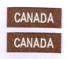"WWII - Title CANADA ""La Paire"" (Reproduction)"