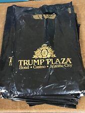 Trump Plaza 24 Black Plastic Bags