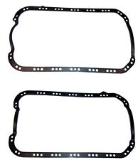 Engine Oil Pan Gasket-SOHC, Eng Code: D16Y7, 16 Valves DNJ PG297