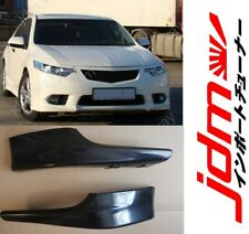 For Honda Accord VIII Acura TSX CU2 Front Bumper Lip Aprons Restyle 2011-2013