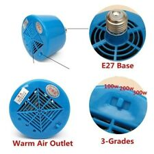 Cultivation Heating Lamp Thermostat Fan Heater  Incubators HYD88 Egg Reptile