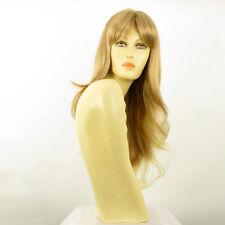 Perruque femme longue blond clair cuivré méché blond clair FLORA 27t613