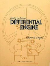 Building the Atkinson Differential Engine by Vince Gingery / model engineering