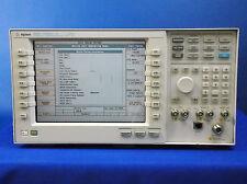 Agilent 8960 E5515C HW 4.2, 3/CDMA2000/IS-95/AMPS/1xED-VO/Fast Switch
