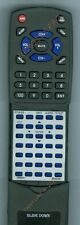 Replacement Remote for SANSUI HDLCD3212C, 076R0RF011, CCVG1935
