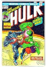 HULK #174 The Cobalt Man vs Hulk! Marvel Comic Book ~ VF