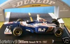 WILLIAMS RENAULT FW 19 1997 #3 1/43 FORMULE 1 MINIATURE