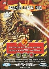 DR WHO ULTIMATE MONSTERS 627 DRAGON LASER GUN
