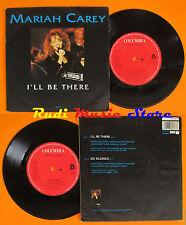 LP 45 7'' MARIAH CAREY I'll be there So blessd 1991 holland COLUMBIA cd mc dvd