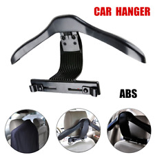 1×Car Back Seat Headrest Hanger Holder Hook for Clothes Coat Suit Jacket Grocery