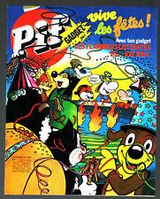 PIF GADGET n°561 # 1979 # PASTIS / CAPITAINE APACHE
