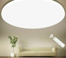Thin LED Ceiling Lights Lamp Living Room Bedroom Lighting Fixture Remote Control