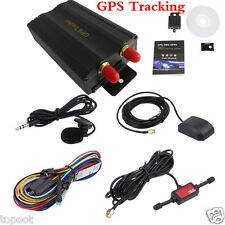 TK103A Vehicle Car GPS SMS GPRS Tracker Real Time Tracking Device Syatem US Ship