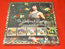 The Leopard Lounge: Original Album Series by Various Artists 5CD